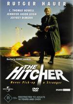 The Hitcher on DVD