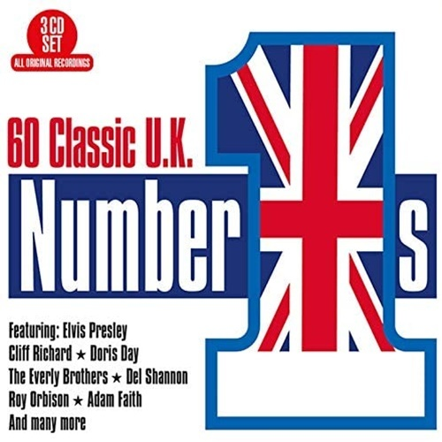 60 Classic UK No.1s by Various Artists