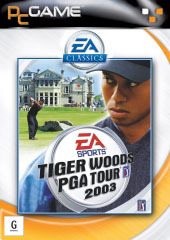 Tiger Woods 2003 for PC Games