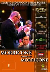 Morricone Conducts Morricone on DVD