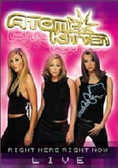 Atomic Kitten - Right Here Right Now on DVD