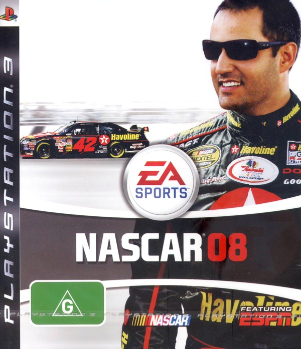NASCAR 08 for PS3 image