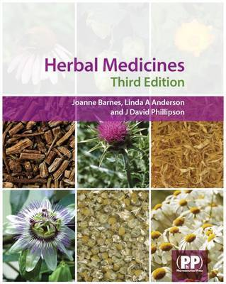Herbal Medicines by Joanne Barnes