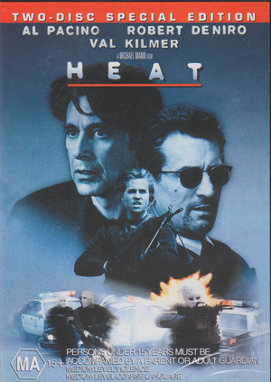 Heat - Special Edition (2 Disc) on DVD