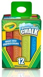 12 Thick Stick Chalk - Crayola