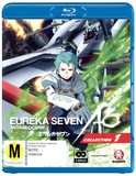 Eureka Seven Ao: Astral Ocean - Collection 1 on Blu-ray