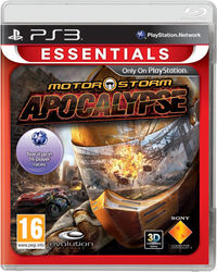 MotorStorm: Apocalypse (PS3 Essentials) for PS3
