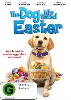 The Dog Who Saved Easter on DVD