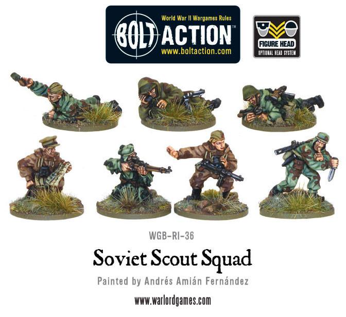 Soviet Scout Squad image