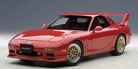 Autoart: 1/18 Mazda RX-7 (FD) Tuned Version (Vintage Red)
