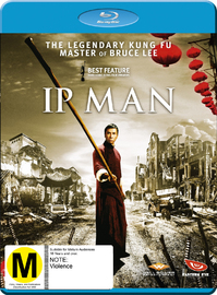Ip Man on Blu-ray
