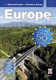 The Essential Guide to Driving in Europe by Julian Parish