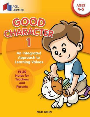 Good Character 1 by Mary Green image