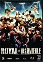 WWE - Royal Rumble 2007 on DVD