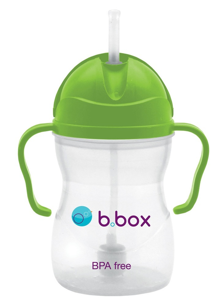 B.Box: Sippy Cup - Green Apple image