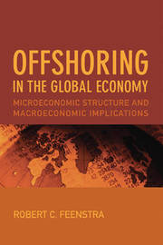 Offshoring in the Global Economy by Robert C Feenstra image