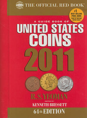 A Guide Book of United States Coins: The Official Red Book by R.S. Yeoman image
