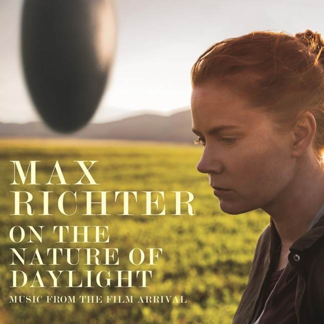 On The Nature Of Daylight – Music From The Film 'Arrival' (LP) by Max Richter image