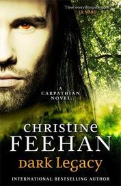 Dark Legacy by Christine Feehan image