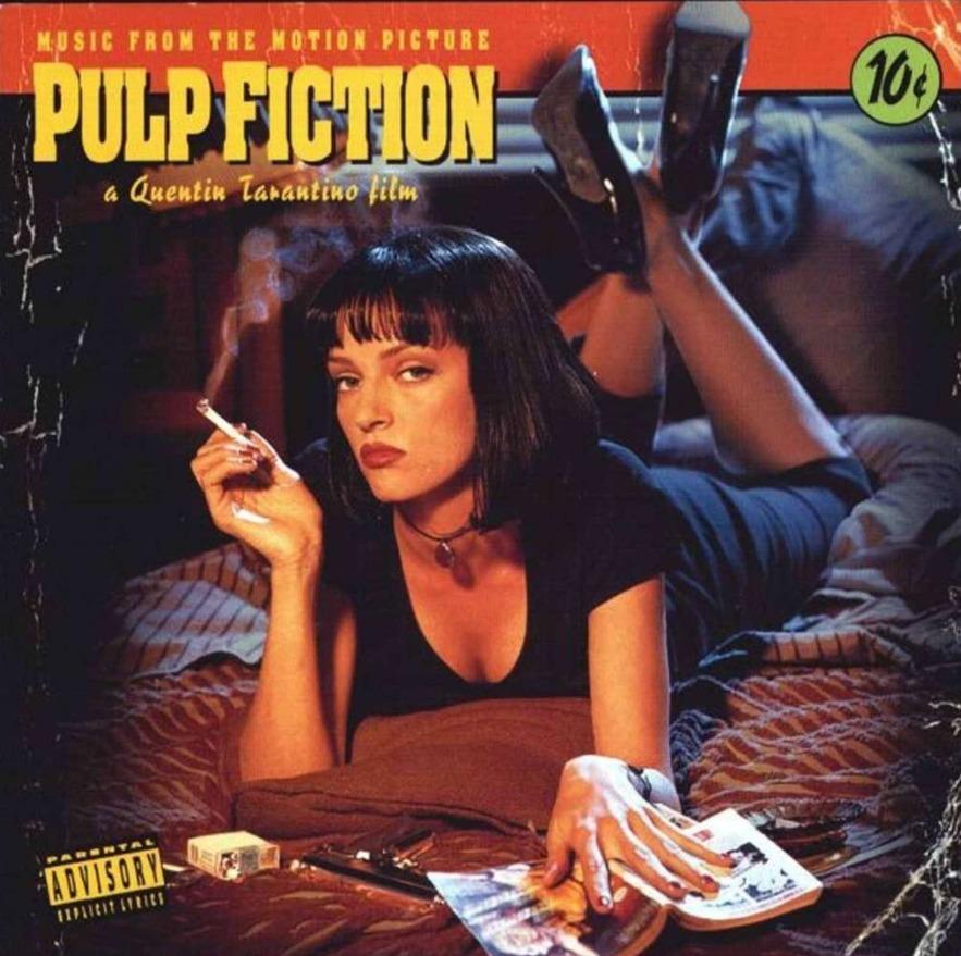 Pulp Fiction - Original Motion Picture Soundtrack by Original Soundtrack image