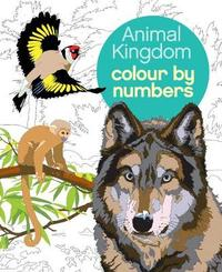 Colour by Numbers Animal Kingdom