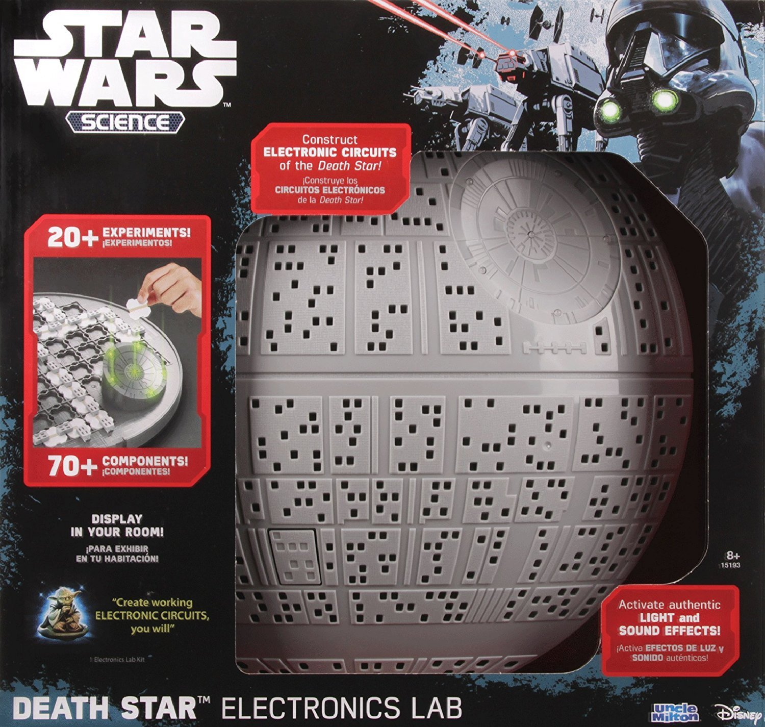 Star Wars: Death Star - Electronics Lab image
