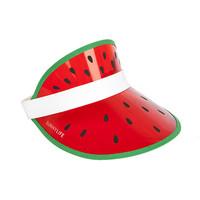Watermelon - Retro Sun Visor