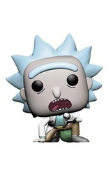Rick & Morty - Rick (Get Schwifty) Pop! Vinyl Figure