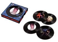 David Bowie: 45 Record - Coaster Set (Set of 4)