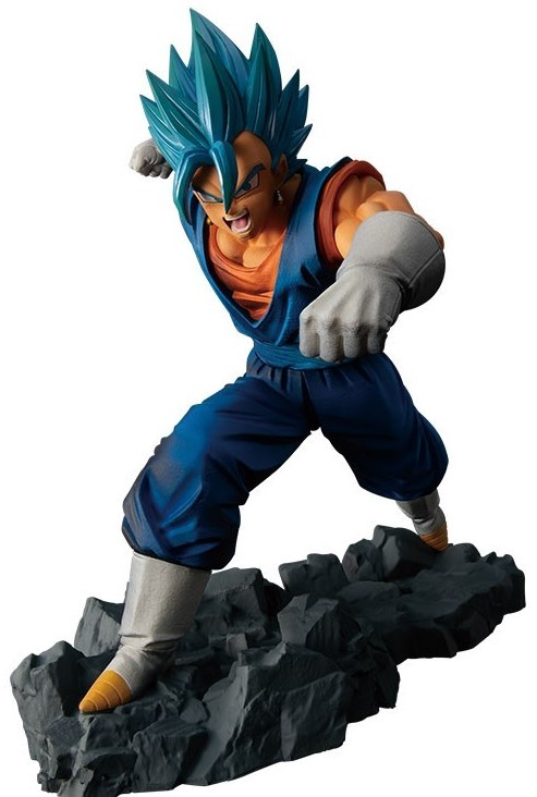 Dragon Ball: Super Saiyan Blue Vegetto - PVC Figure