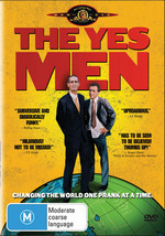 The Yes Men on DVD