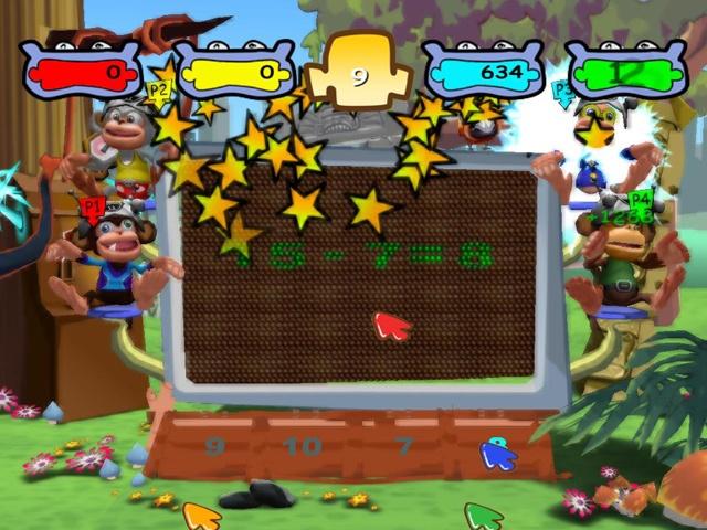 Monkey Mischief for Nintendo Wii image