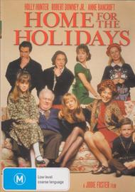 Home For The Holidays (New Packaging) on DVD image