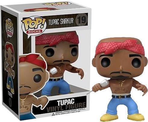 Tupac Pop Vinyl Figure At Mighty Ape Australia