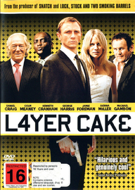 Layer Cake on DVD