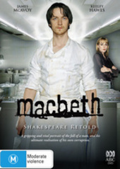 Macbeth (2005) (Shakespeare Retold) on DVD