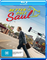 Better Call Saul - Season 2 on Blu-ray