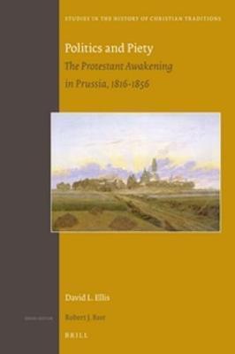 Politics and Piety by David L. Ellis