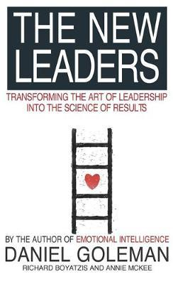 The New Leaders by Daniel Goleman image
