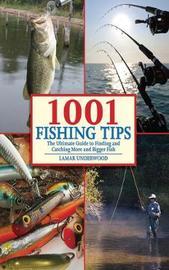 1001 Fishing Tips by Lamar Underwood image