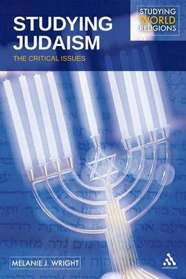 Studying Judaism by Melanie Jane Wright image