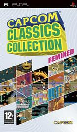 Capcom Classics Remixed for PSP