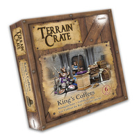 TerrainCrate: King's Coffers image