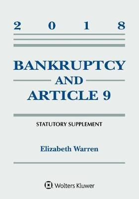 Bankruptcy & Article 9 by Elizabeth Warren image