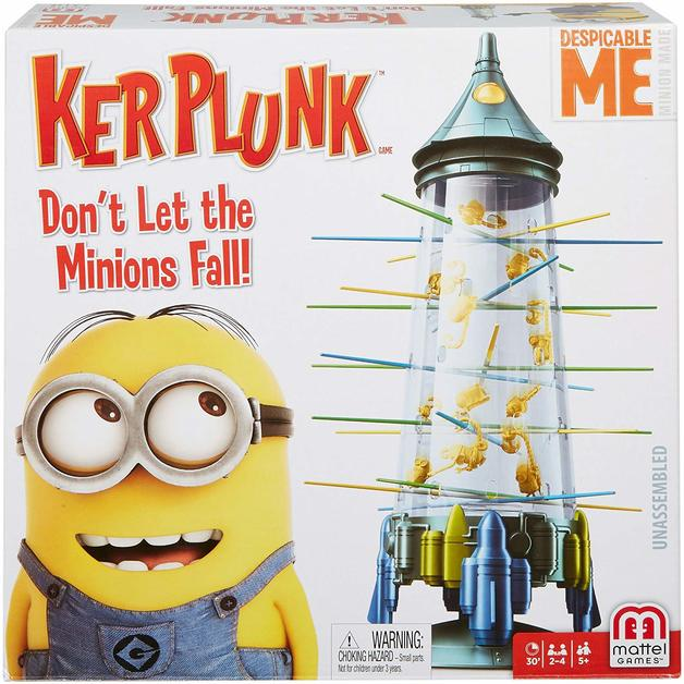 Despicable Me: Kerplunk - Minions Game