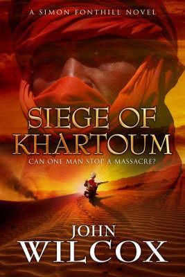 The Siege of Khartoum by John Wilcox