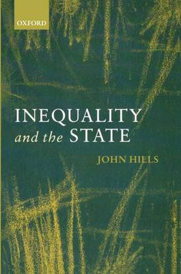 Inequality and the State by John Hills image