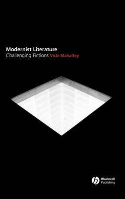 Modernist Literature by Vicki Mahaffey image