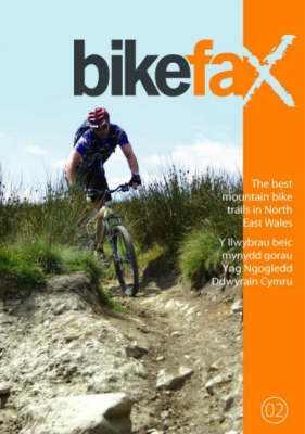 The Best Mountain Bike Trails in North East Wales by Sue Savege image