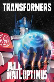 Transformers Volume 10 by John Barber